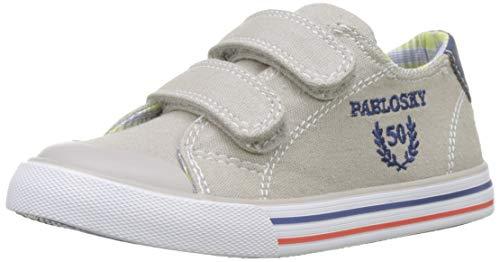 Pablosky Zapatillas sin Cordones para Niños, (Gris 954150), 34 EU