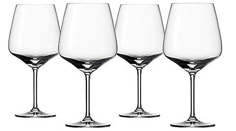 Vivo 19–5300–8123Voice Bas. Verre Aperol Sets de 4pièces verres en verre, Verre, Transparent, 23,4x 23,4x 23,5cm, 4unités