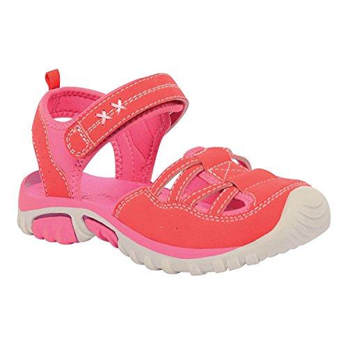 Regatta, Sandali sportivi bambine Rosa Lollipop/Pretty Pink UK Size K11 (Eur 30, US Kids 11.5)