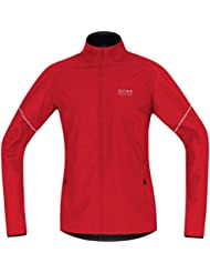 GORE RUNNING WEAR Herren Warme Laufjacke, Leicht, GORE WINDSTOPPER, ESSENTIAL WS AS Partial Jacket, JWESNO