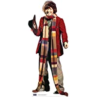 Star Cutouts Cut Out of Tom Baker Fourth Doctor