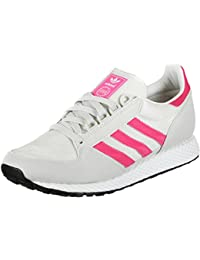 watch a63e6 ea07b adidas Forest Grove J W Scarpa Chalk WhiteReal Pink
