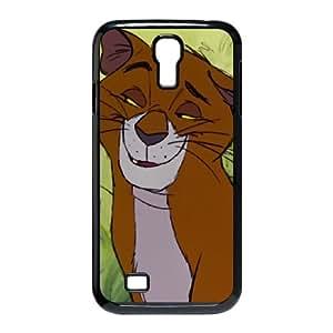 Samsung Galaxy S4 i9500 Coque de téléphone noir-Disney-Les Aristochats personnage Thomas O'Malley VBN8932550H 003