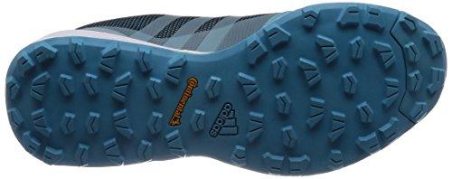 adidas Terrex Agravic GTX W, Chaussures de Randonnée Basses Femme Bleu