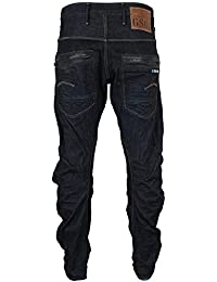 G-STAR Riley Loose Tapered Jeans 3D Raw Wash Kruce Denim