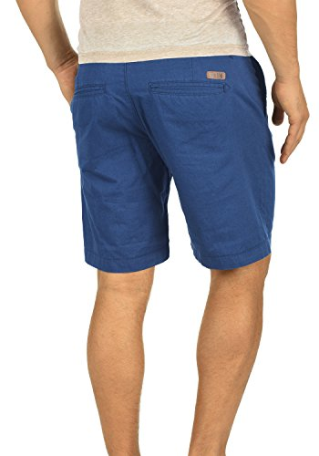 SOLID Thement Herren Chino-Shorts kurze Hose Business-Shorts aus 100% Baumwolle Limoges (1839)