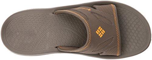 Scivolare Squash Columbia Techsun Sandalo Fango Mens Atletico Sv0wg