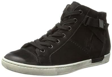 Gabor Shoes 73.120.17, Damen Schnürhalbschuhe, Schwarz (schwarz), EU 37.5 (UK 4.5) (US 7)