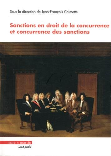 Sanctions en droit de la concurrence et concurrence des sanctions