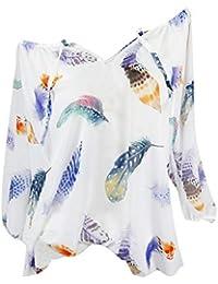 6da786db685c NEEDRA Sales Blouse Shirt Women Full Size 8-22 S-XXXXXL Cotton Off The  Shoulder Bardot Plus Size Floral V-Neck Blouses Tops T…