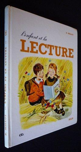 L'enfant et la lecture, CE1
