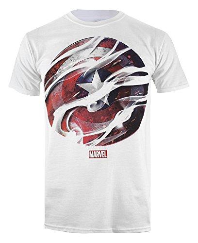 dc-comics-marvel-capt-america-smoke-shield-mens-t-shirt-homme-blanc-blanc-grand