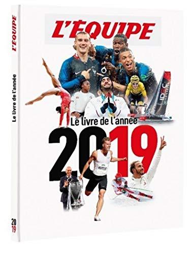 L'Équipe, le livre de l'année 2019