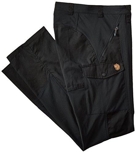 Fjällräven Abisko Pantalon pour homme 48 Noir - noir