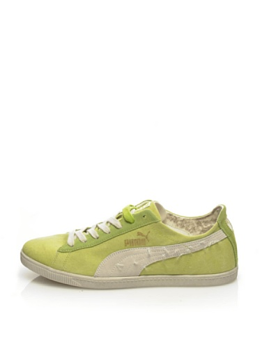 Puma , Unisex-Erwachsene Sneaker Gr眉n - Limonengr眉n