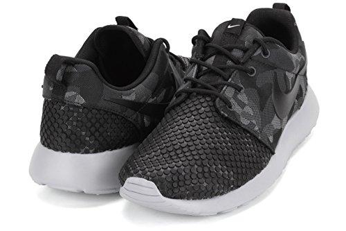 Nike Roshe One Prem Plus, Chaussures de Running Entrainement Homme, Noir, 42 EU Noir