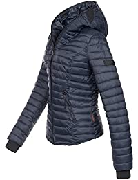 Amazon.it  giubbino donna - Giacche   Giacche e cappotti  Abbigliamento 0d9da2f5ff7