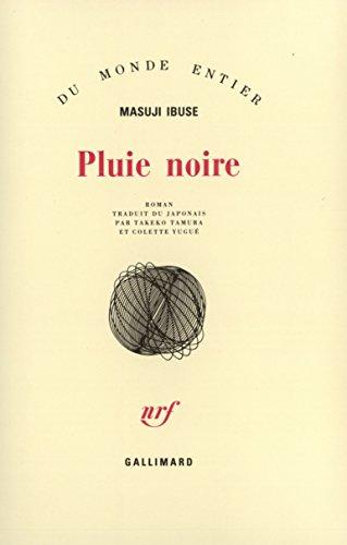 Pluie Noire [Pdf/ePub] eBook