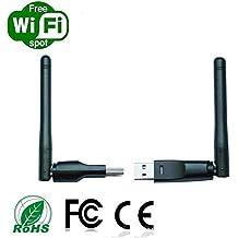 Adaptador USB WiFi RT5370Skybox Openbox VU + Plus Nube iBox zgemma Star