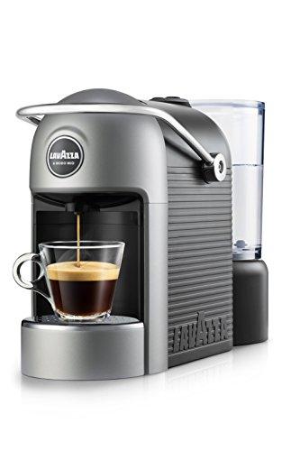 LAVAZZA A Modo Mio LM Jolie Plus Kapsel-Kaffeemaschine, 1250 W, 10 Bar, Gunmetal / Zinnfarbend