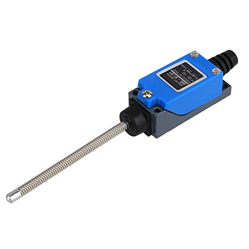 Spring Coil Tool (Coil Endschalter - TOOGOO(R) ME 9101-NO NC Flexible Coil Actuator Geschlossene Endschalter)