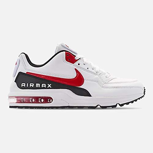 Nike Air Max Ltd 3 Scarpe da Running Uomo, Schwarz (Black/White-Cool Grey 001) 43 EU