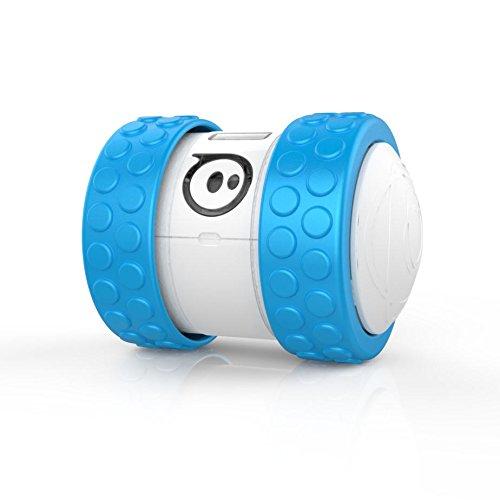 Sphero Ollie mini robot a due ruote, luci LED incluse, portata Bluetooth fino a 30 metri, compatibile iOS & Android, Modelli/Colori Assortiti, 1 Pezzo