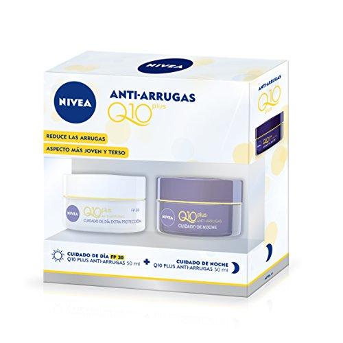 Nivea Q10 Plus Set de Cremas Día y Noche - 2 Piezas