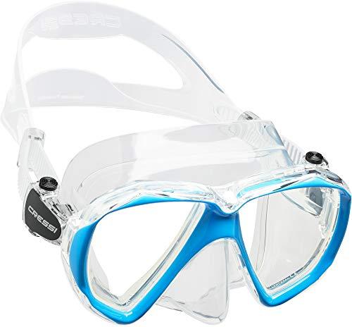 Cressi Ranger - Unisex Tauchen Schnorcheln Maske