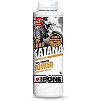 Ipone - 800015 - Katana Off Road - 4-Stroke Engine Oil - Performance 10W50 - Dirt Track Driving preiswert