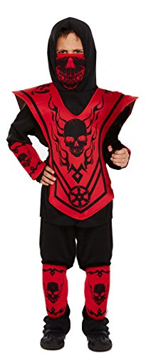 Kinder Jungen Ninja Warrior Fighter Karate Buch Tag Fancy Kleid Kostüm Outfit aller Altersstufen Vex (u20372/373/374) (Karate Kid Kostüm Party)