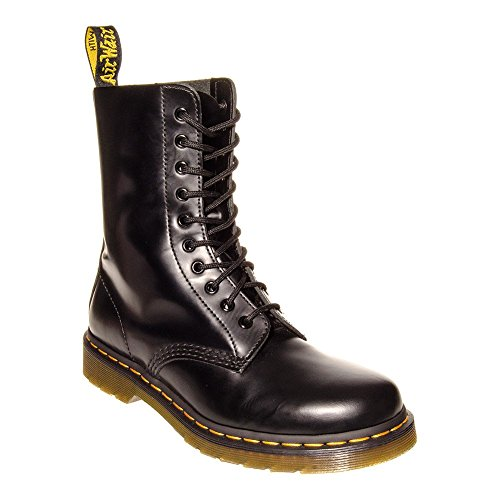 Dr Martens 1490 Mens Boots Lace Up Leather Pull On Tab Casual Male Footwear N...