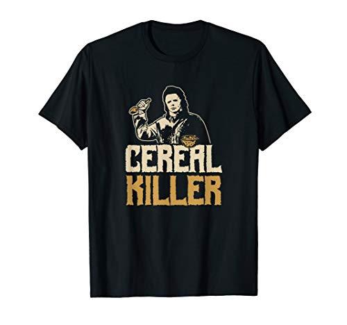 Cereal Killer Halloween - Halloween Cereal Killer Horror Shirt Serial