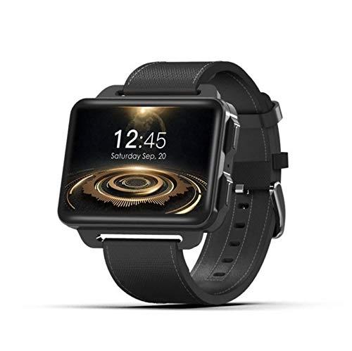 mishuai Mishuai Smart-Watch-Großbildschirm Android 5.1 WiFi/GPS / 3G-Anrufuhr (Color : Green)