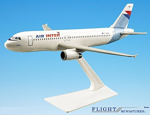 air-inter-france-a320-200-airplane-miniature-model-plastic-snap-fit-1200-part-aab-32020h-015-by-flig