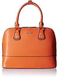 Diana Korr Women's Shoulder Bag (Orange) (DK52HORA)