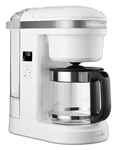 KitchenAid 5KCM1208EWH Drip-Kaffeemaschine-WEISS