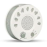 Sleep White Noise Machine - Schlaftöne Sound Therapy Machine Sound Conditioner Mit 9 Beruhigenden Natürlichen... preisvergleich bei billige-tabletten.eu
