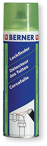 Berner Leckfinder Spraydose 400 ml 148383 Lecksucher Gas Rohrleitungen -