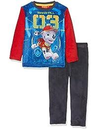 Paw Patrol Pijama de Una Pieza para Niños