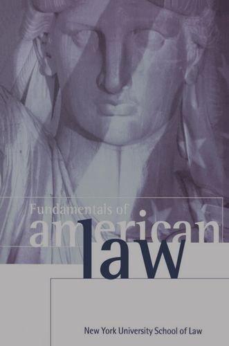 Fundamentals of American Law: New York University School of Law