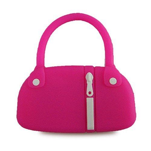 Borsa elegante, penna usb flash drive 8 gb, memory stick dati, pendrive, colore: rosa