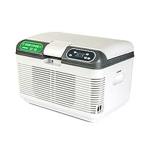 dkeid glaci re 12 litres lectrique pour maintenir au chaud ou refroidir glaci re. Black Bedroom Furniture Sets. Home Design Ideas