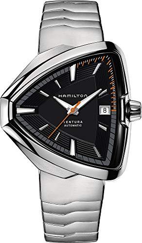 Hamilton Homme Bracelet Acier Inoxydable Saphire Automatique Montre H24555131