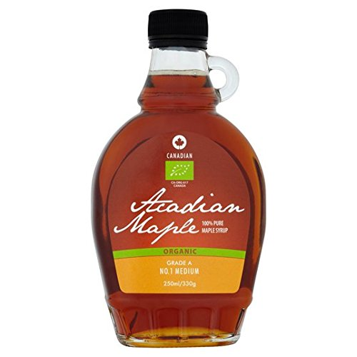 Acadian Maple Sirop d'érable biologique Medium 250ml