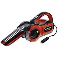 Black & Decker Pav1205 Aspirateur automatique de voiture à main Dustbuster Pivot
