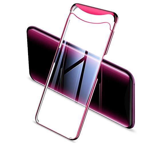 Custodia® Festigkeit und Flexibilität Smartphone Hülle für Oppo Find X(1)