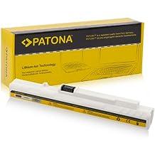 PATONA Batería para Laptop / Notebook Acer Aspire One 10.1 (White) | Aspire One 8.9 (White) | 571 | A110 | A110L | A150 | A150L | A150X | D150 | D210 | D250 | ZG5 y mucho más... - [ Li-ion; 2200mAh; blanco ]