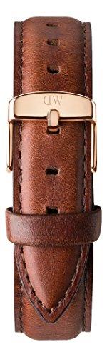 Daniel Wellington Damen Leder Uhrenarmband DW00200111