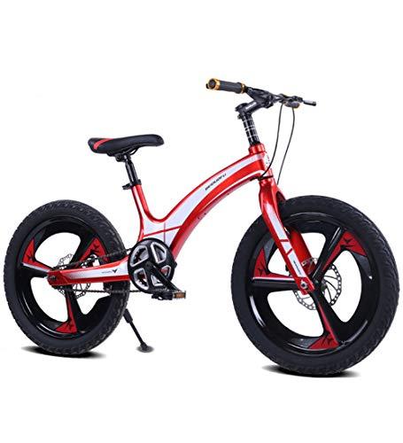 SJSF Y 24 Zoll Kinderfahrrad, Kinderfahrräder, Mädchen Und Jungen Ab 10-15 Jahre Mountainbikes 20 Zoll Kinderrad Cruiser Fahrrad Für Kinder,E